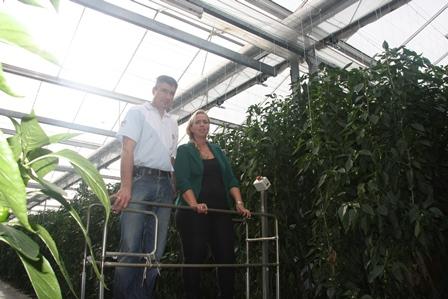 Liane & Johan van der Burg
